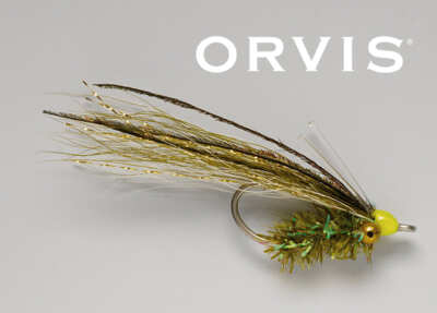 Grassetts Flats Minnow from Orvis