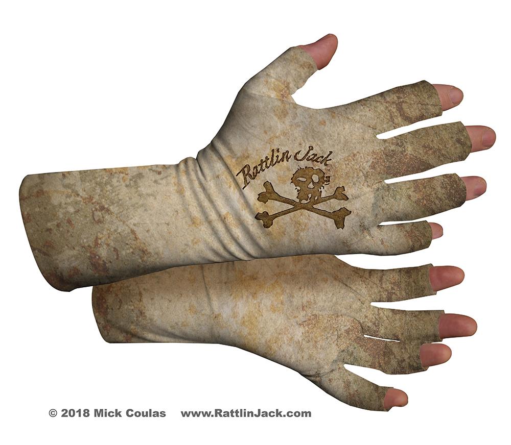 Fishing Gloves UPF 50