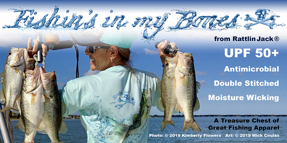 mens-long-sleeve-sun-protection-shirts image of Ms. Flowers, Bass fisherperson