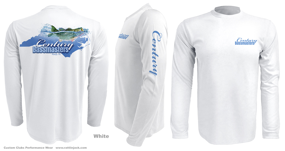 custom-Upf-fishing-century-bass-masters-white