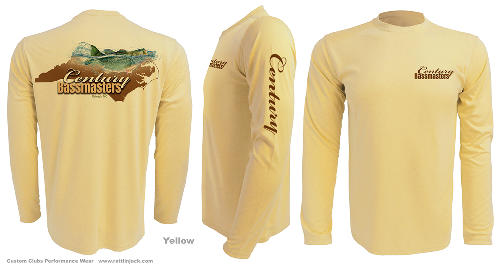 custom-Upf-fishing-century-bass-masters-yellow