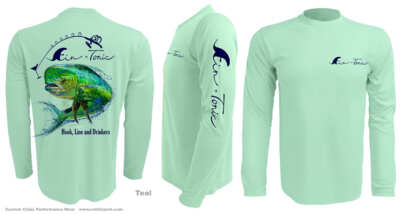 custom-Upf-fishing-shirts-fin-n-tonic-full-back-dorado-teal