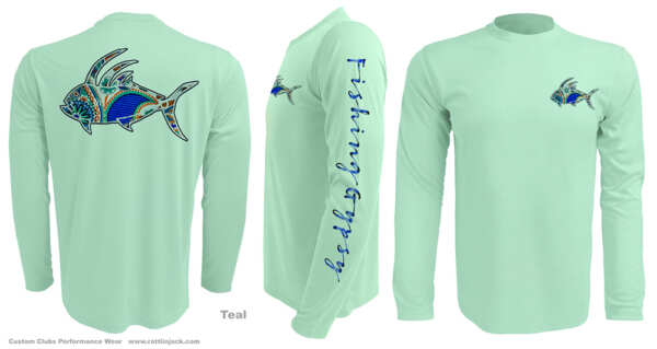 custom-Upf-fishing-shirts-gypsy-rooster-teal