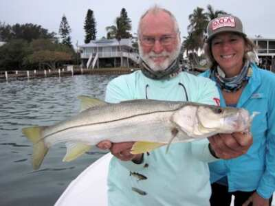 ​Capt. Rick Grassett's Sarasota, FL Fly Fishing Forecast for April 2019