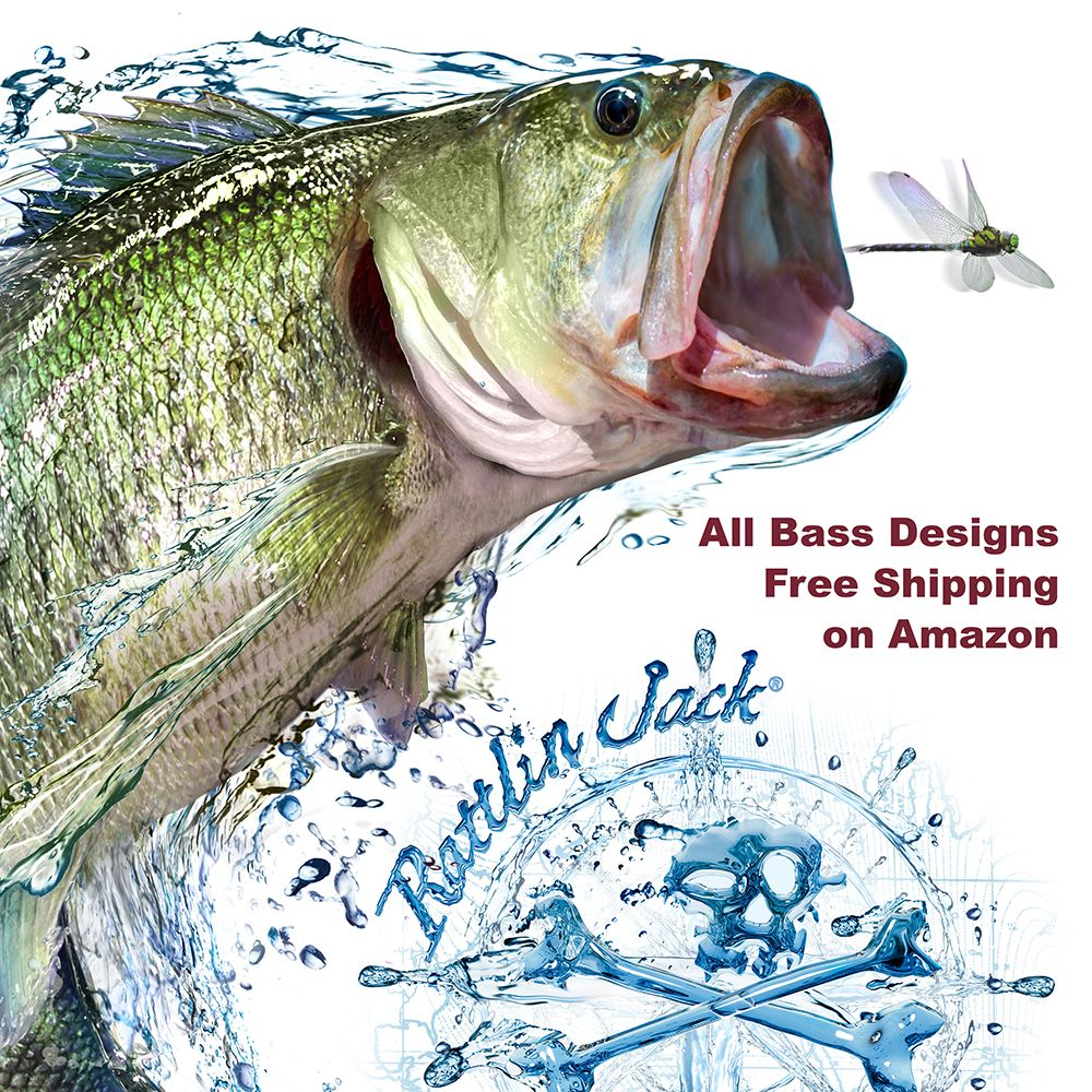Bass-UV-Fishing-shirt-dec-2019 free shipping on Amazon