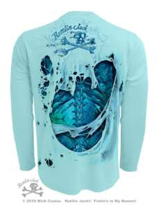 Skeleton-Water-UPF-50-Fishing-Shirt back view listing link