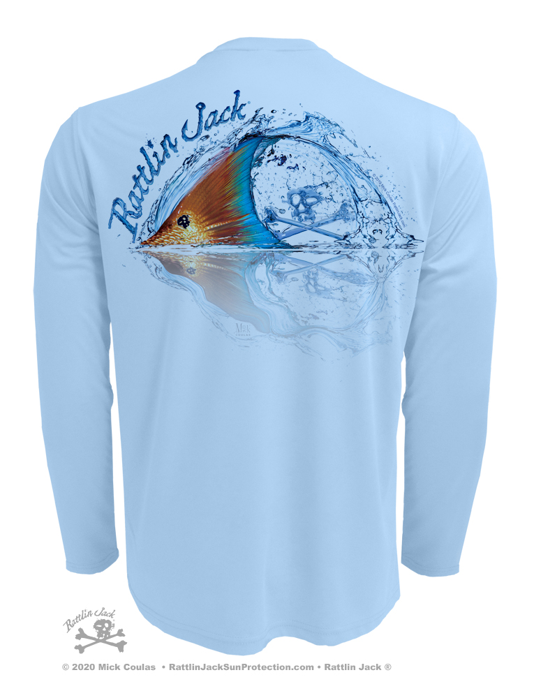 Rattlin-Jack-Sun-protection-T-shirt-Tailing-Redfish